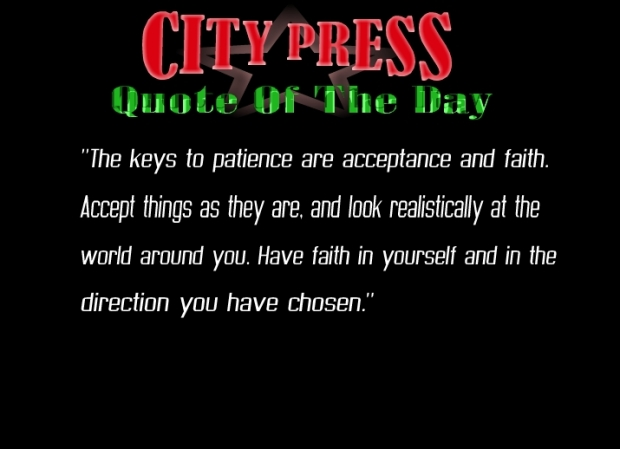 quote of the day project official july  21