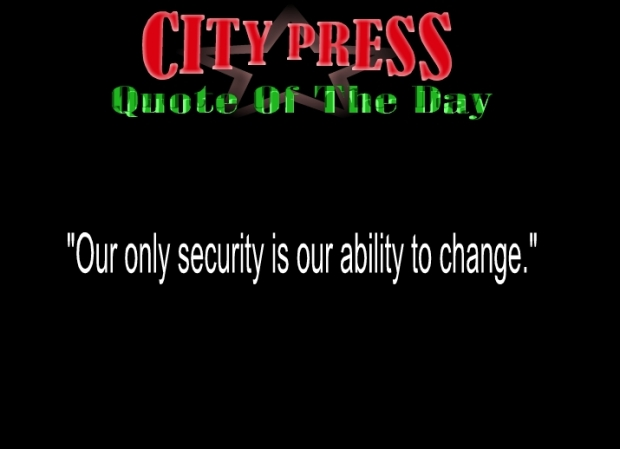 quote of the day project official july  25